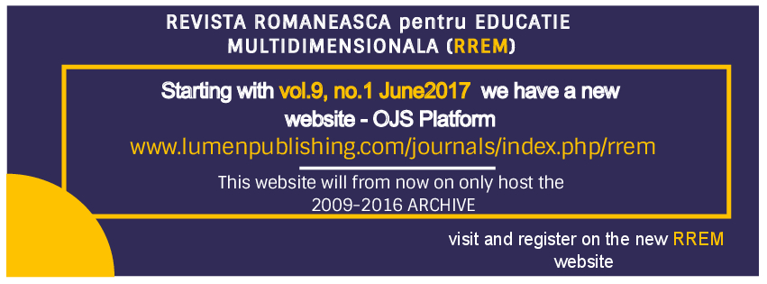 RREM_OJS_announcement_JUNE2017