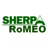 RREM archives in the SHERPA/RoMEO repositories